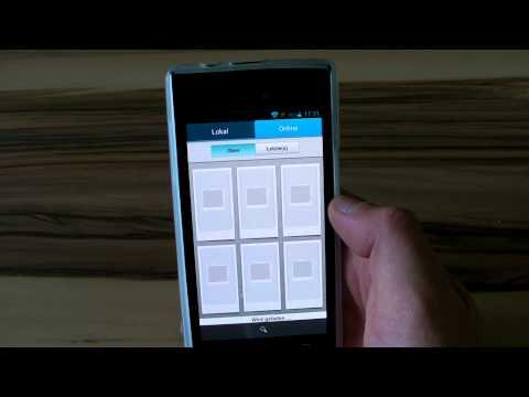 Huawei Ascend P1 - Emotion UI