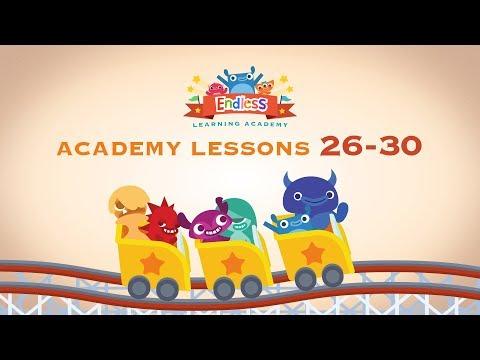 ELA Academy Lessons 26-30