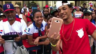 Manhattan Dominican Parade 2017 | SoyJerdae