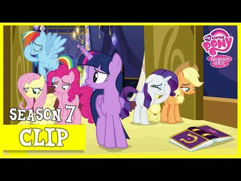 Real Ponies, Not Characters Fame and Misfortune  MLP: FiM HD