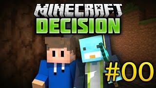 Minecraft Decision #00 - Bin wieder am Start - neues Projekt! Eure Kommentare zählen
