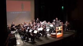 In the Shadow of Napoleon (Bert Appermont) - Nieuwjaarsconcert 2017 - Kon. Gem. Harmonie Koksijde