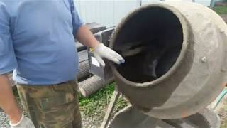 Заливка дорожек бетоном на участке: процесс, пропорции, нюансы