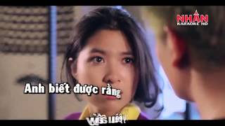Karaoke  TÌNH YÊU HOANG MANG   Khánh Phong Full Beat1