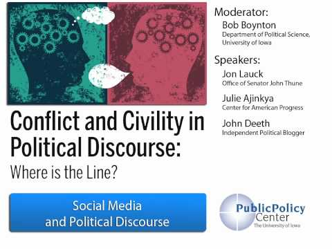 Political Discourse | Social Media