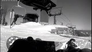 Snowboarding Trip to Skyloft Highlights: Everyone Falls