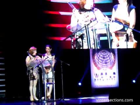 Nora Navas  Best Actress THREE LIES, Spain  World Premieres Film Festival 2015