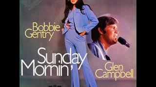 "Video Bobbie Gentry & Glen Campbell ""Sunday Mornin'"" download MP3, 3GP, MP4, WEBM, AVI, FLV Juli 2018"