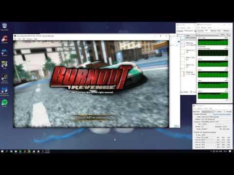 Burnout Revenge – Xbox 360 – Xenia 1.0.494-master