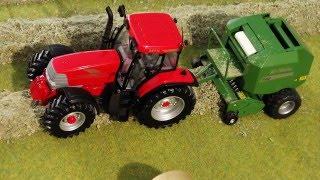 McHale Fusion 550 1:32 Scale model farm