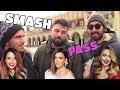 Asking Guys To Smash or Pass Ukrainian Girls