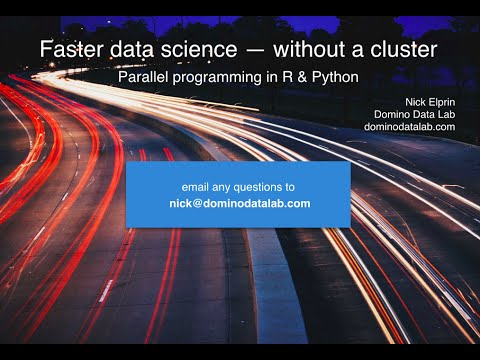 Parallel Programming in R and Python