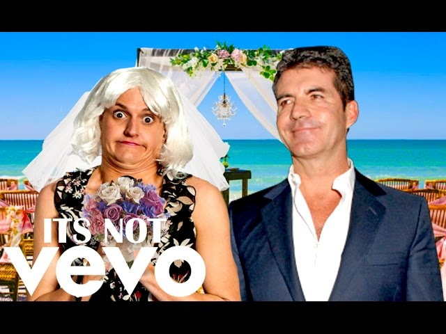 The Chainsmokers Closer Ft Simon Cowell Mini Parody