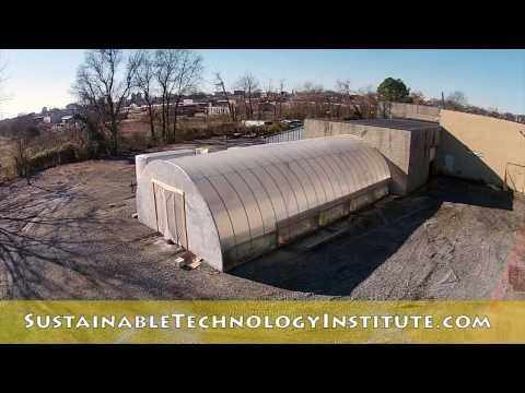 Sustainable Technology Institute Greenhouse Time Lapse