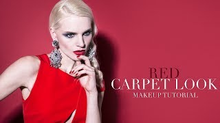 Makeup tutorial: Red Carpet Look