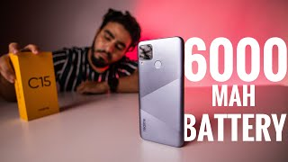 Realme C15 | عيوب و مميزات هاتف ريلمي الجديد