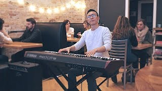 When Piano Meets Hip Hop - God Only Knows (For King and Country) - YoungMin You
