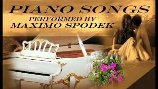 TOP 5 ROMANTIC PIANO LOVE SONGS INSTRUMENTAL, BACKGROUND MUSIC