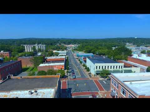 Downtown Albemarle, NC