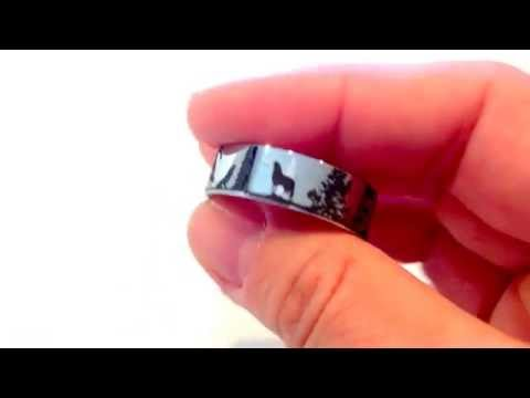 Best matching promise rings review