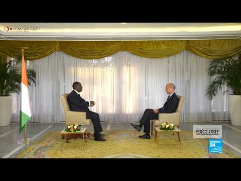 Alassane Ouattara, interview exclusive