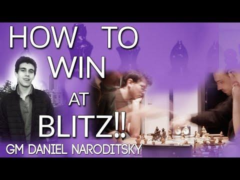 Live Blitz Chess Mastery  👌 with Super GM Daniel Naroditsky!