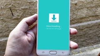 Como Sair do Modo Download Samsung