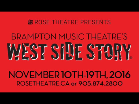 Brampton Music Theatre - West Side Story