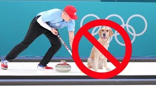Winter Olympians hilariously try to explain the rules of curling | ESPN