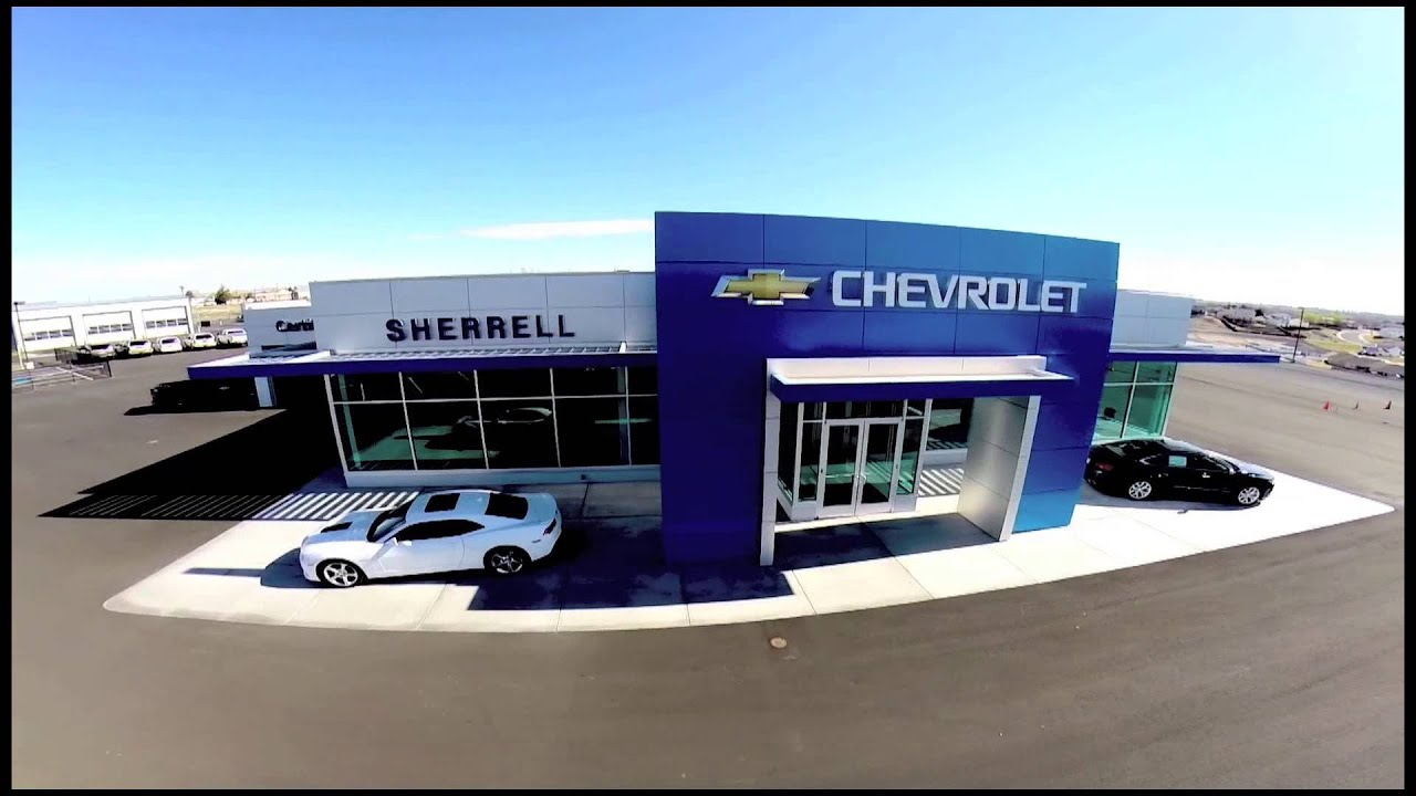 sherrell chevrolet find new roads youtube sherrell chevrolet find new roads youtube