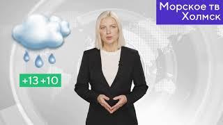 Прогноз погоды в городе Холмск на 4 июня 2021 года