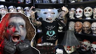 SLIPKNOT COREY TAYLOR WE ARE NOT YOUR KIND MASK UNBOXING