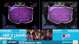 Jak 3 by ThaRixer, HillaryPuff in 45:01 - Awesome Games Done Quick 2016 - Part 145