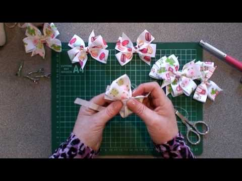 Crafty Ribbons - Hair Bows