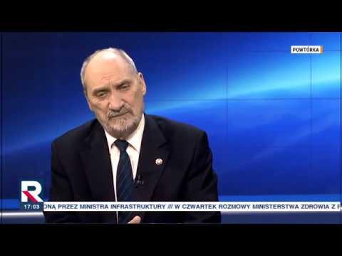 A.Macierewicz, rozmowa z szefem podkomisji smoleńskiej  16.01.2018
