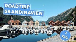Norwegen |DAS SCHÖNSTE LAND DER WELT | Roadtrip Skandinavien Teil 3/3