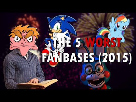The 5 WORST Fanbases (2015)