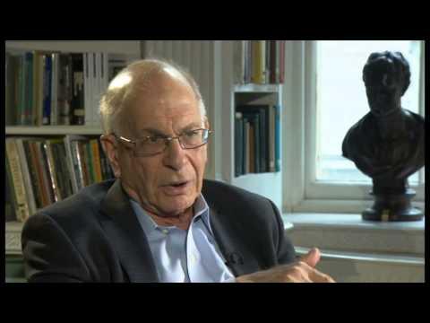 Daniel Kahneman charms Jeremy Paxman - Newsnight