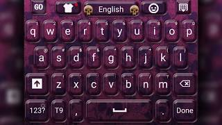 Similar Apps to Hell Skull 3D Keyboard Suggestions