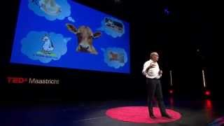 Cultured beef for food-security and the environment: Mark Post at TEDxMaastricht