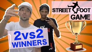 Jeand doest feat Séan CRAZY SKILLS AT INTERNATIONAL PANNA Tournament /@seanfreestyle