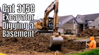 how much does it cost to dig a basement