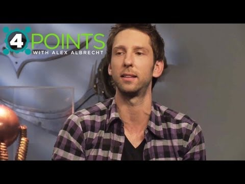 4 Points  Joel David Moore joins Alex Albrecht and Alison Haislip: Episode 3