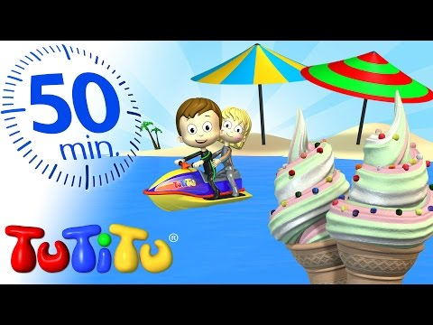 TuTiTu Specials | Summer Time | Outdoor Toys | Playground, Scooter, Ride-on Toy and Many More!