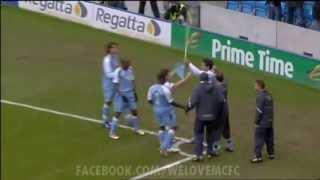 Man City 3-1 Fulham 2006/2007