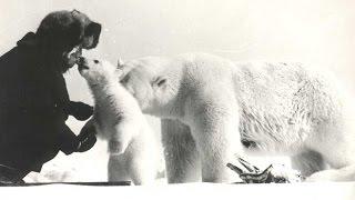 Гражданская подлодка. Путин красивая Арктика. Ключ в лапах у белых медведей. Большие планы.
