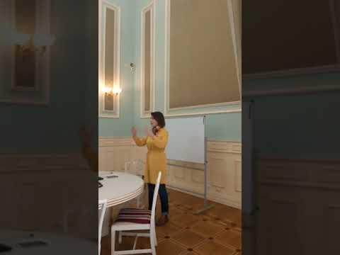 первое занятие -Kiev Radio School - презентация себя, контакт с аудиторией, ошибки при общении.