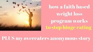 christian weight loss programs through prayer | my healing to stop sugar cravings