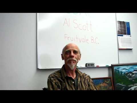 GT Interview Part I of II : Al Scott, local artist Trail BC Canada