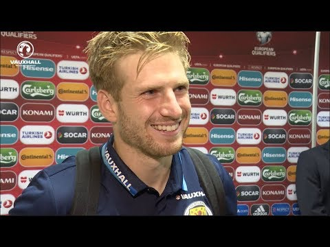 REACTION | Stuart Armstrong on Lithuania 0-3 Scotland
